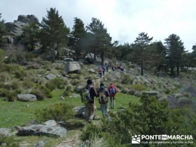 La Peñota y Peña del Arcipreste;viajes senderismo españa;senderismo entre semana madrid